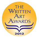 Written Arts Award logo