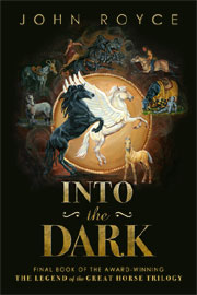 Into the Dark (bookcover)